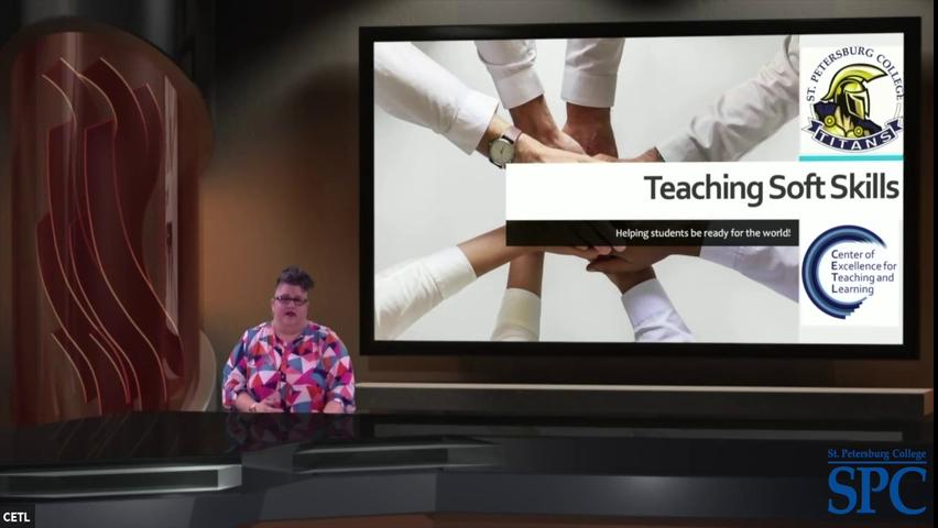 Teaching Soft Skills in Practice-Based Classes