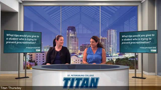 Titan Thursday: Titan Up Your Time
