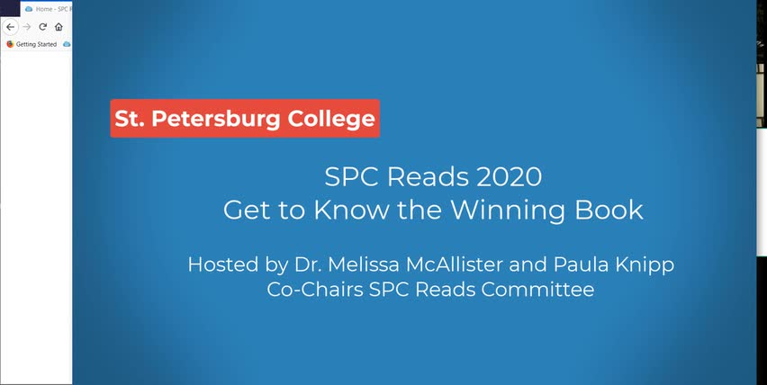 SPC Reads 2020: Get to Know the Winning Book