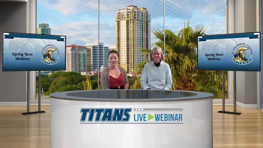 Titans Live: Rally for Registration 10 am