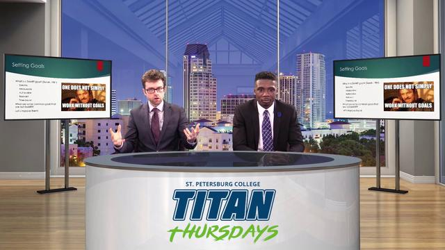 Titan Thursday: Keep It Going To Reach Your Goals