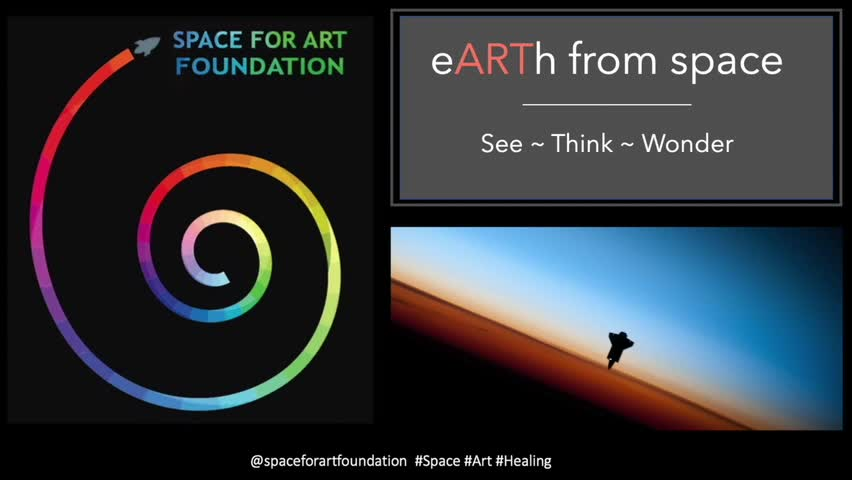 Space for Art with Astronaut Nicole Stott