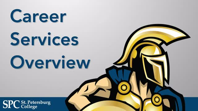 Career Services Overview - Jennifer Johnston