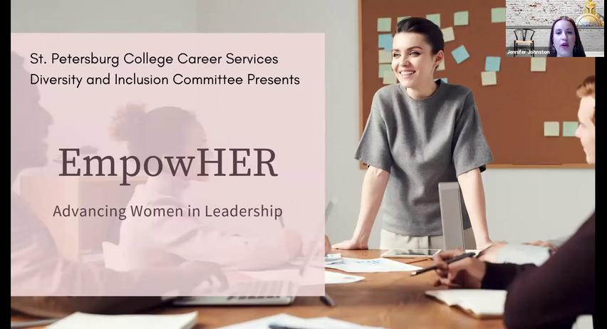 EmpowHER: Advancing Women in Leadership