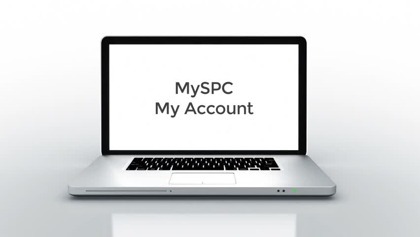 MySPC My Account