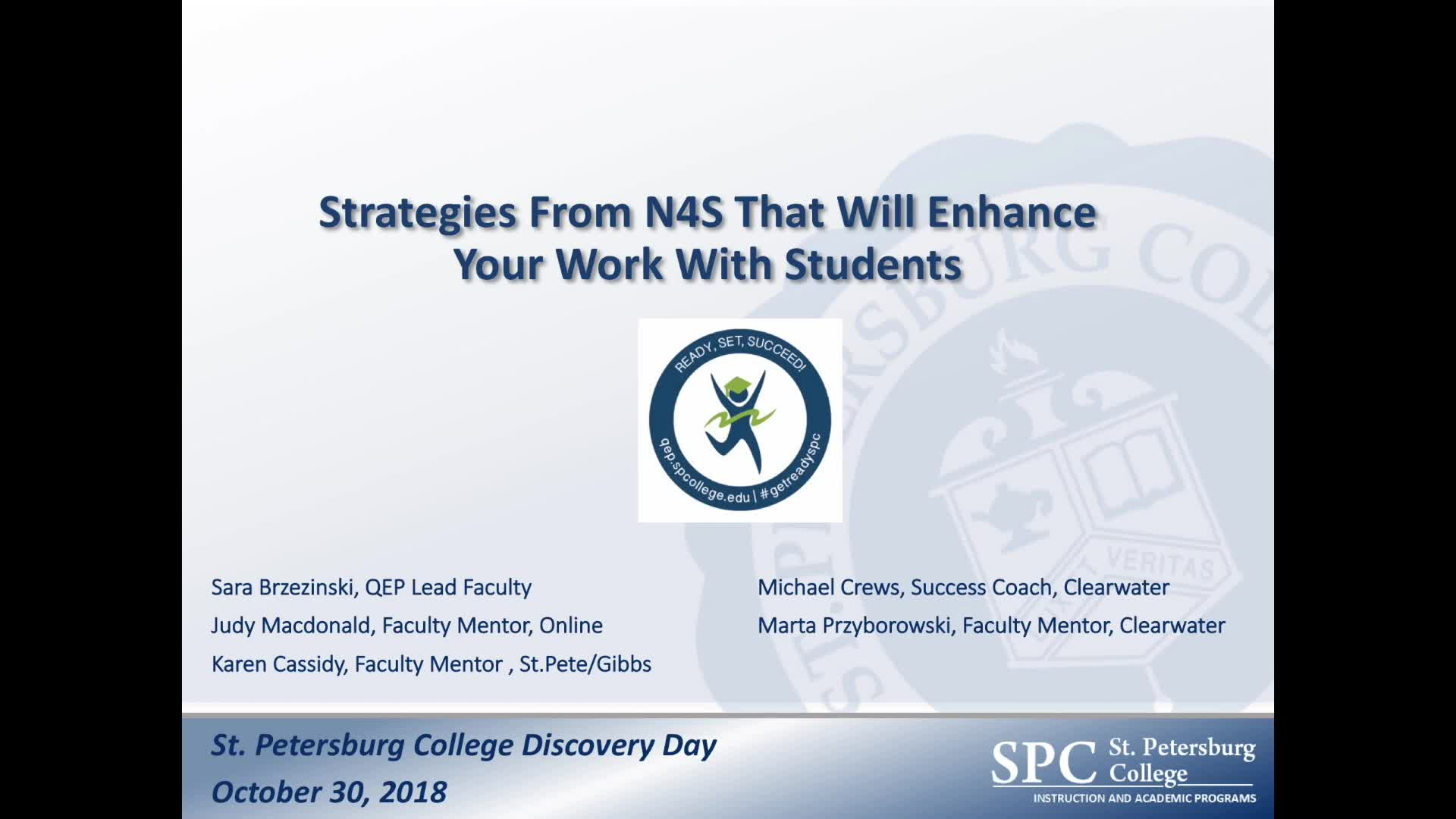 Strategies From N4S That Will Enhance Your Work Wi...