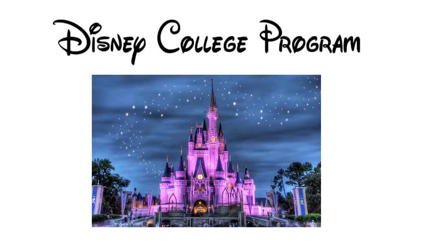 Disney College Program – Information Session