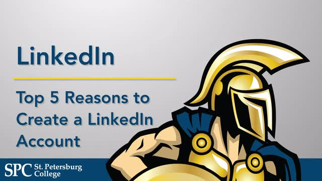 Top 5 Reasons to Create a LinkedIn Profile