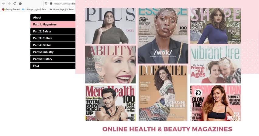 Research Makeovers Part 1: Intro to Free Magazines