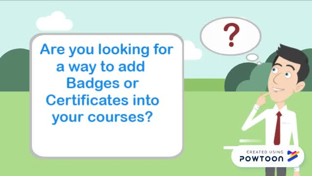 Awards - Badges and Certificate Trailer