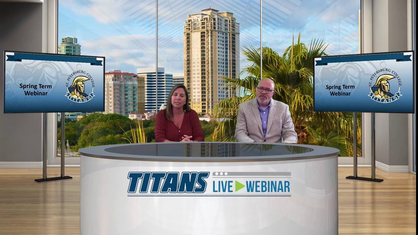 Titans Live: Rally for Registration 6 pm