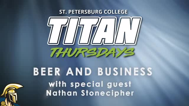 Titan Thursday: Beer and Business